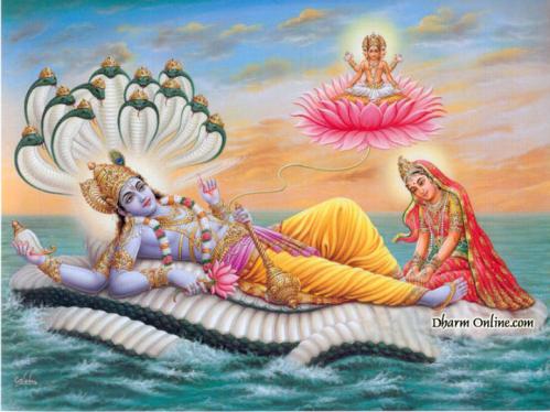 Hinduism_vishnuananta
