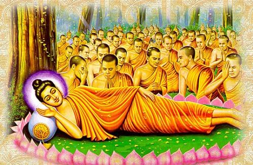 buddha-recline